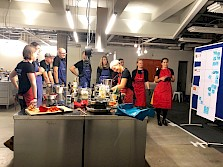 Scrum Cooking Team Event OutOfOffice